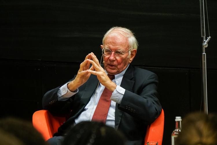 Klaus Scharioth - Ehemaliger Botschafter in den USA