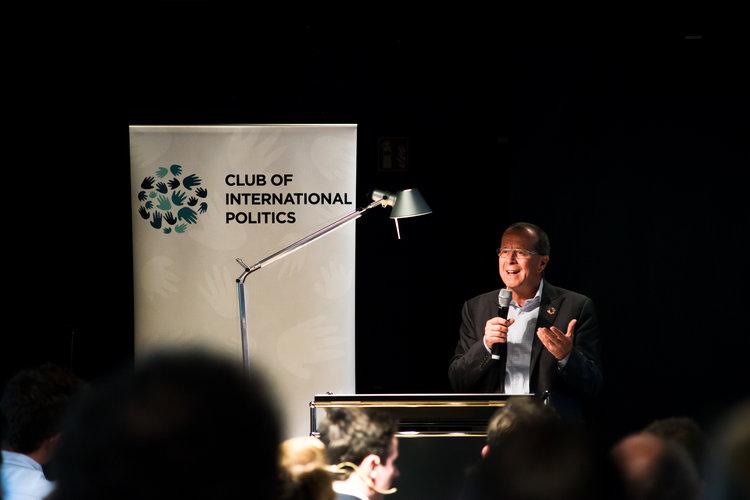 Martin Kobler - ehemaliger UN-Sondergesandter in Libyen; Deutscher Botschafter in Pakistan