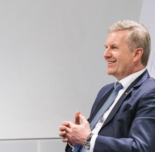 Christian Wulff - ehemaliger Bundespräsident