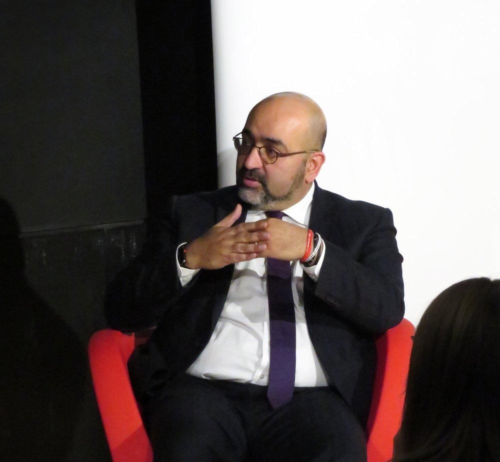 Omid Nouripour - außenpolitischer Sprecher Bündnis 90/Die Grünen