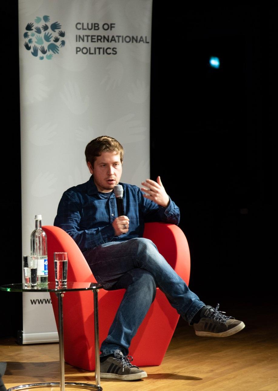 Kevin Kühnert - Bundesvorsitzender der JuSos