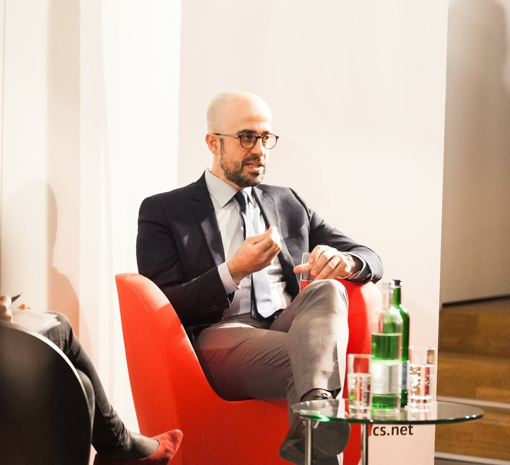 Amir Alizadeh - Chefredakteur von IranContact