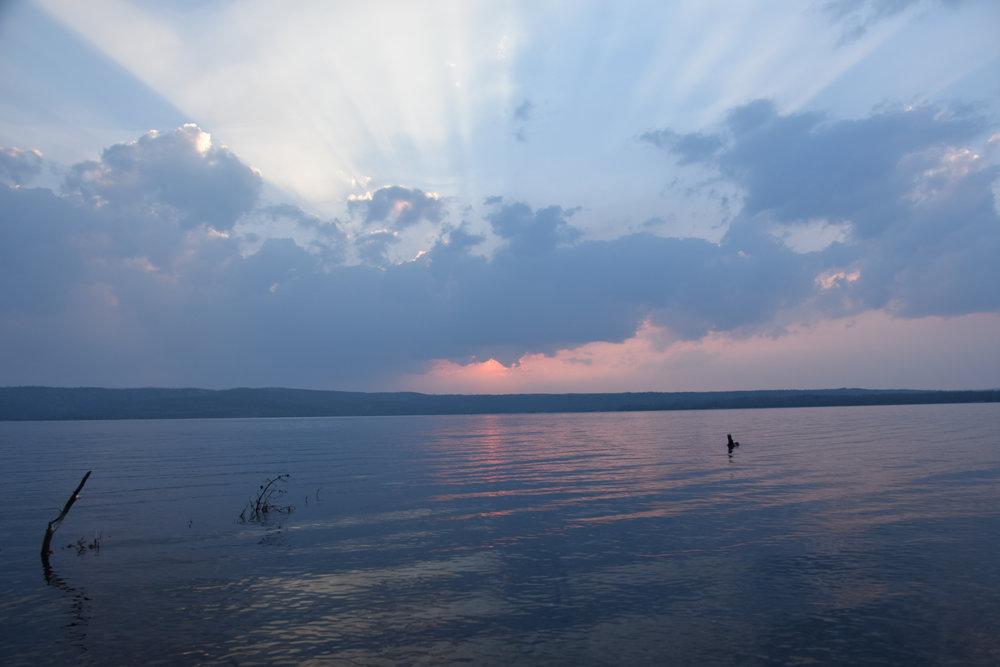 Lewis Lake, Site #41C
