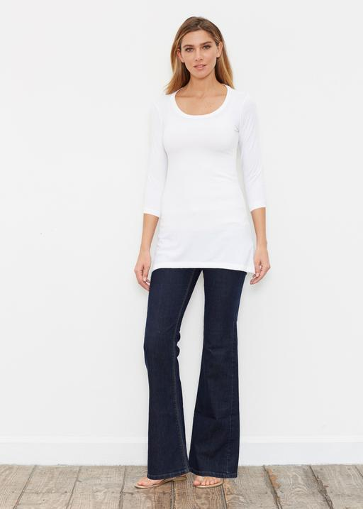 Buttersoft 3/4 Sleeve Tunic