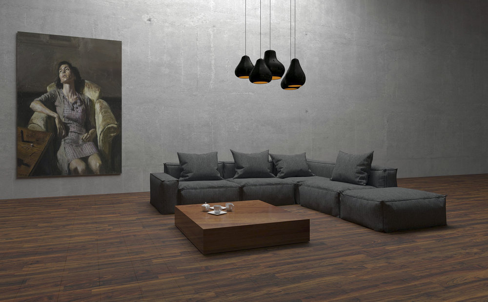 Sofas - Living in the heart of our home.