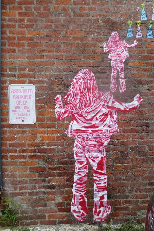 Pink Girl Rising
