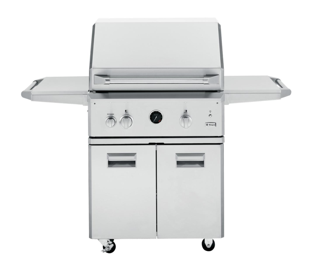 GE Monogram appliances outdoor grill