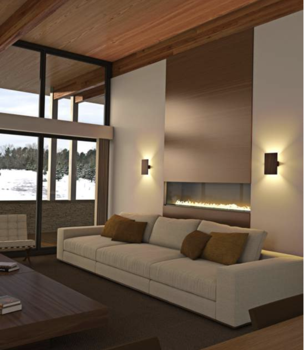 TO PURCHASE THIS OILED WALNUT LED SCONCE FROM LAMPS PLUS FOR YOUR OWN HOMES, PLEASE CLICK  HERE.