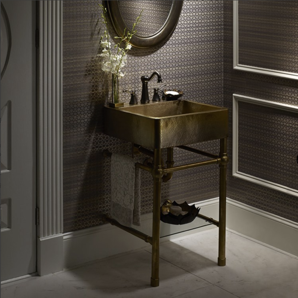 The Palmer Freestanding Sink From Thompson Traders
