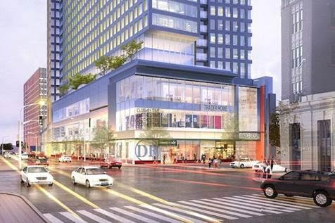PROJECT: CROSSINGS AT JAMAICA STATION | Photo: NY City Lens