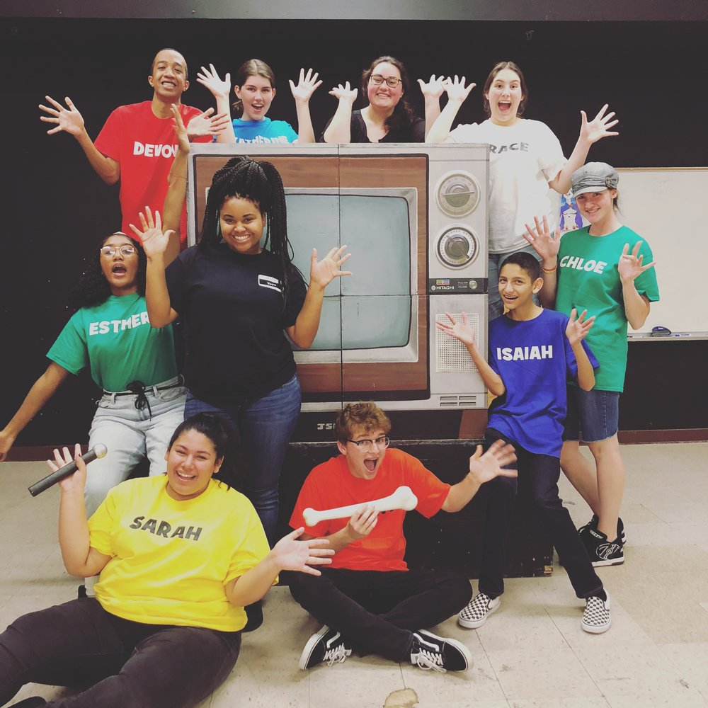 Children's Theatre - Since its inception in 2002, Central's Theatre Students have toured the elementary schools around valley, introducing a new generation of students to the magic that is theatre.Tour dates for the 2018-19 school year will be available soon.