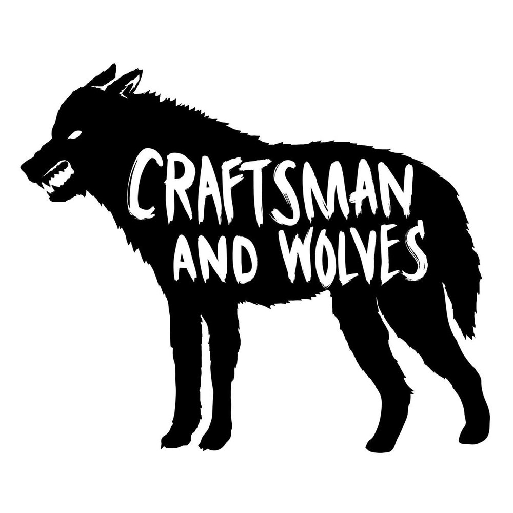 craftsman and wolves -