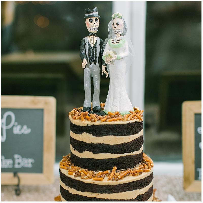 wedding cakes - View menu →