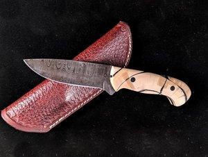 Available Blades — Maanum Knife Works