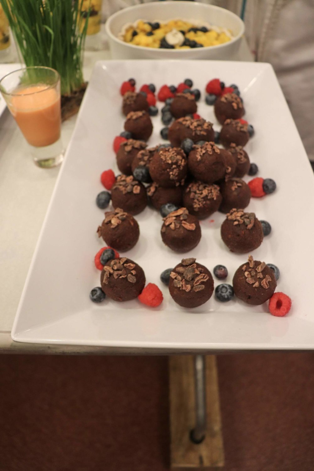 RAW Cacao Superfood Balls
