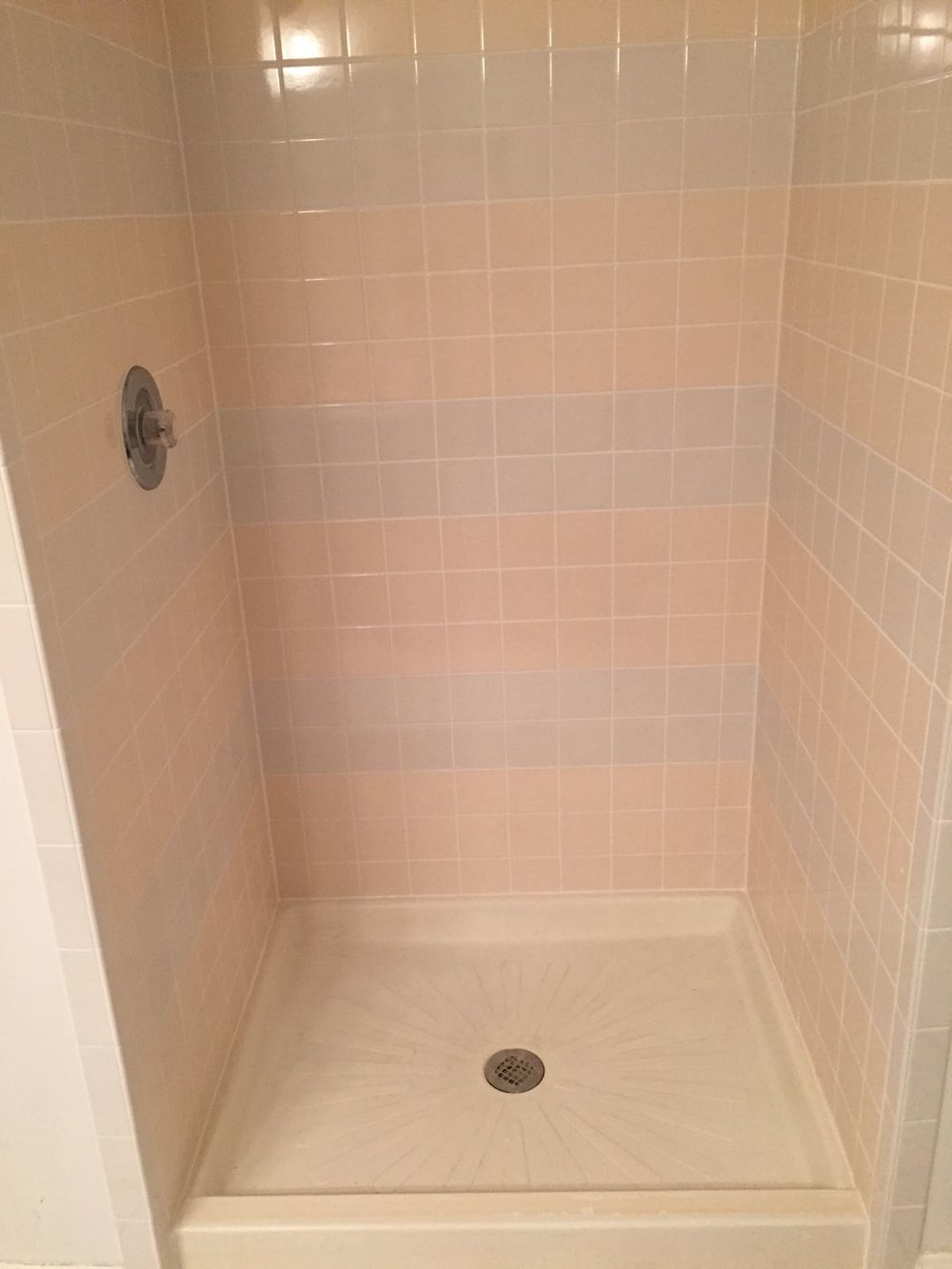 After - Tile and Grout Cleaning