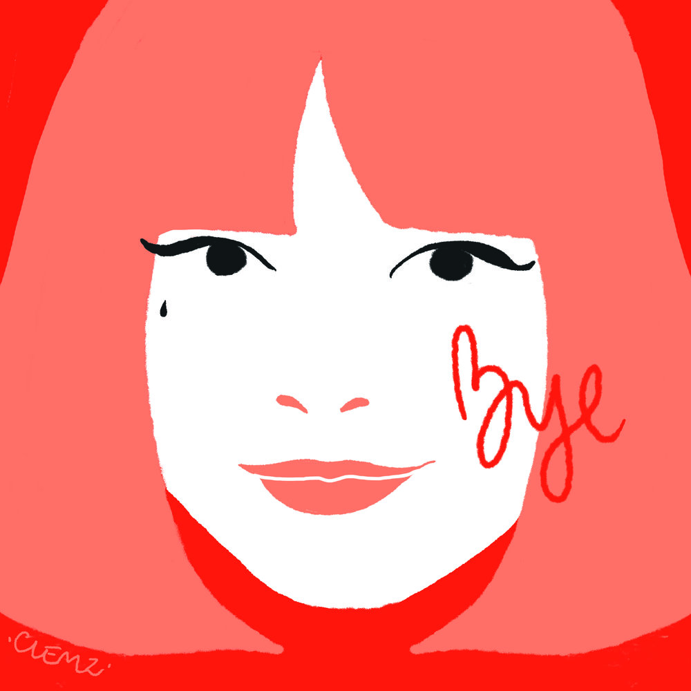 illustration france gall - lyon - paris - france