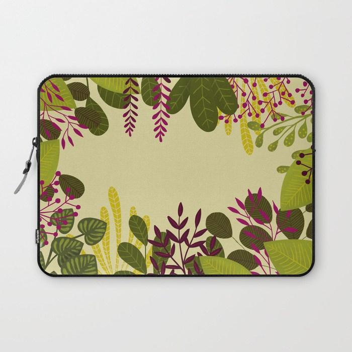 jungle dessin motif illustration