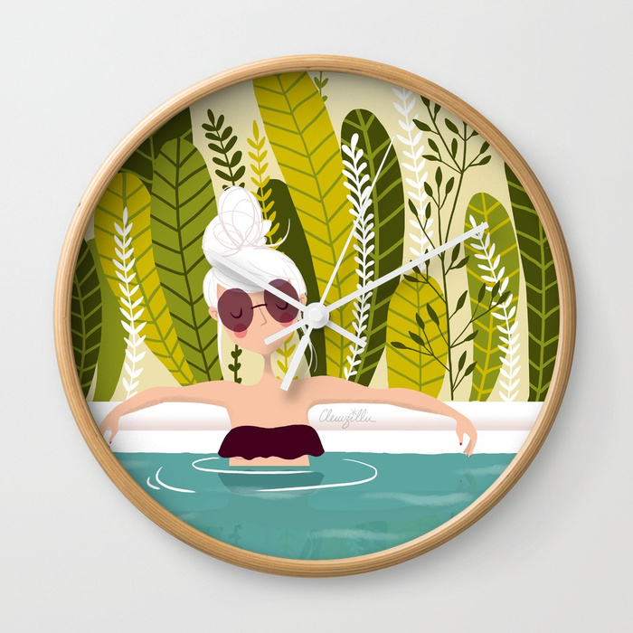 fille-piscine-clemzillu-illustration