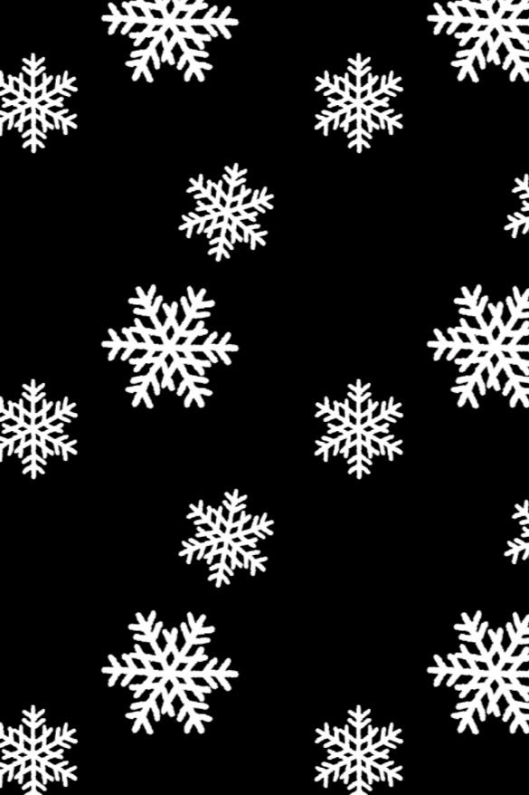 motif swonflakes - Flocons - pattern design