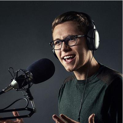 Harry Stebbings - Podcaster | The TwentyMinute VC & SaaStr