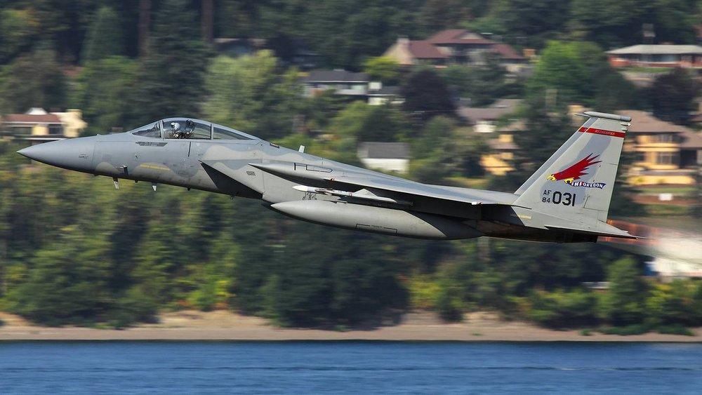 F-15 Single (Energy)