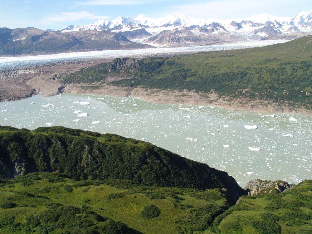Alaska-glacier-viewing