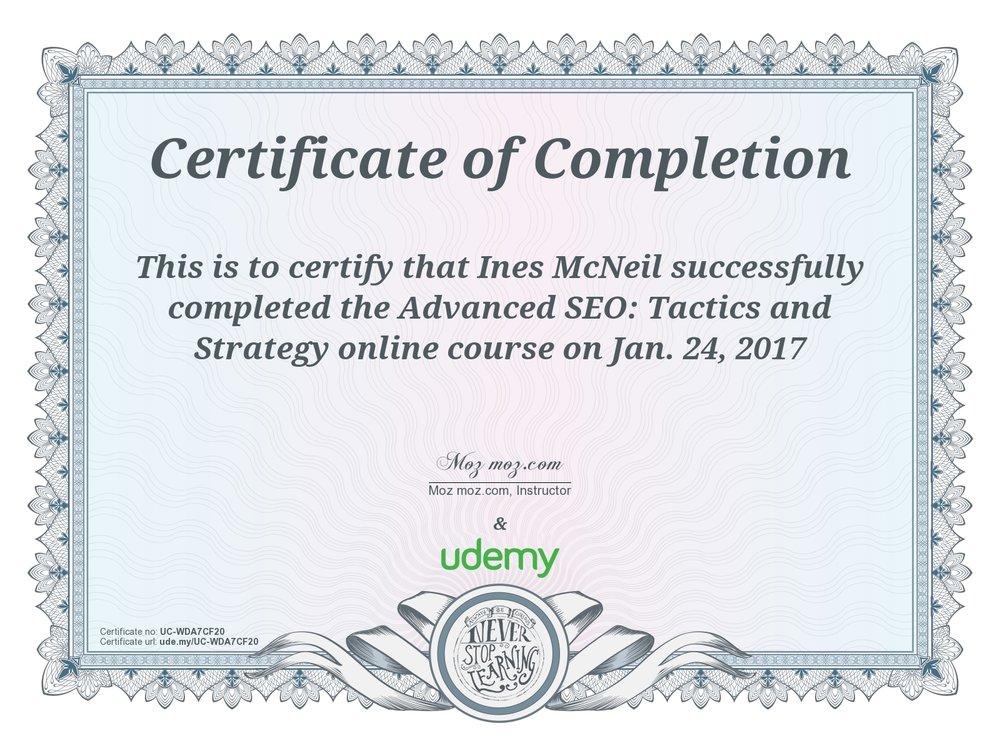 Ines McNeil - Moz SEO Certification.jpg