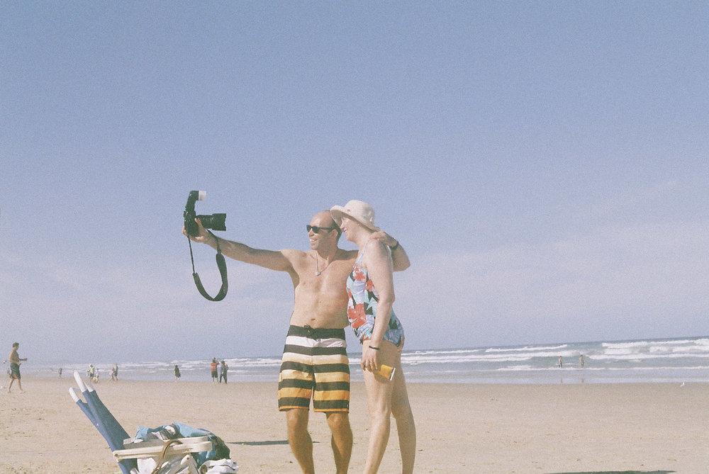 Speedlite on the Beach