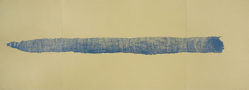 Jeanine Oleson  Untitled , 2006 Intaglio Image size: 16 x 20 inches Paper size: 22 x 30 inches Edition of 5