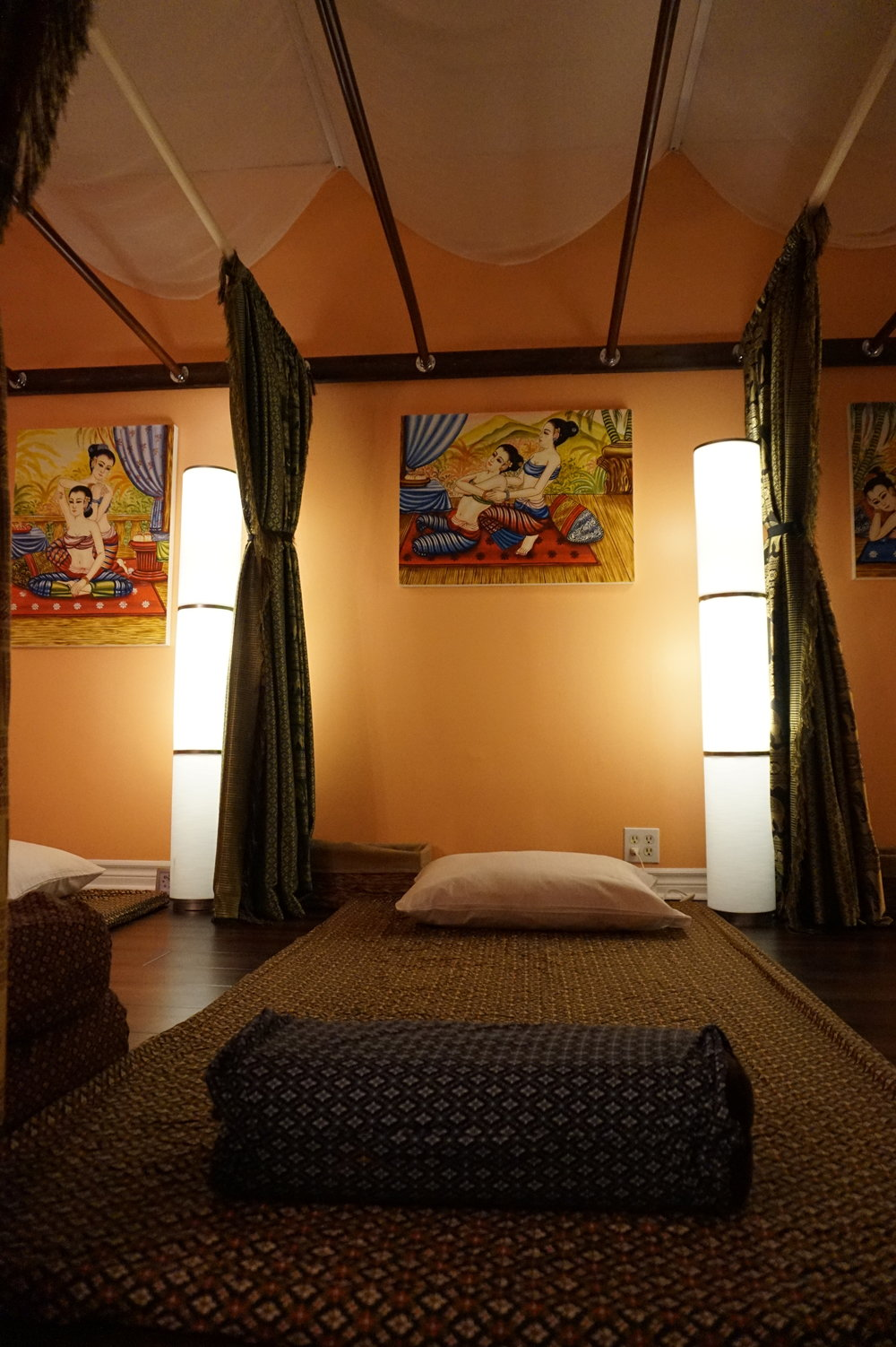 Traditional Thai Massage Room   -