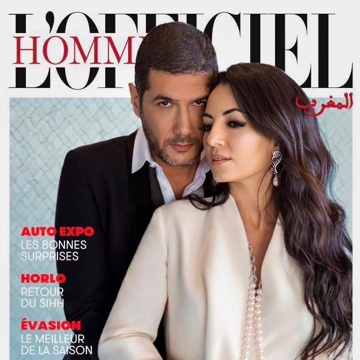 L'Officiel Homme - Mars 2018 - Maroc