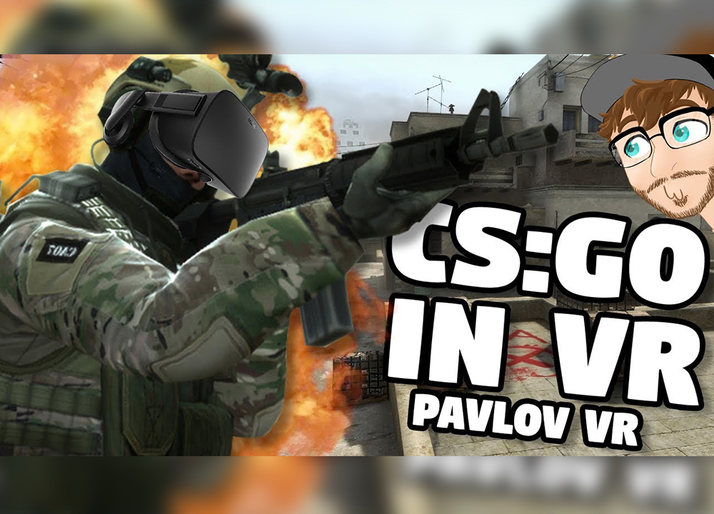 Copy of Pavlov VR