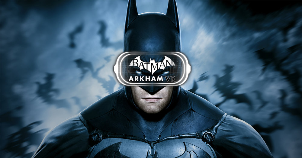 Copy of Batman VR