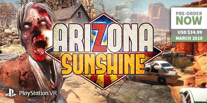 Copy of Arizona Sunshine