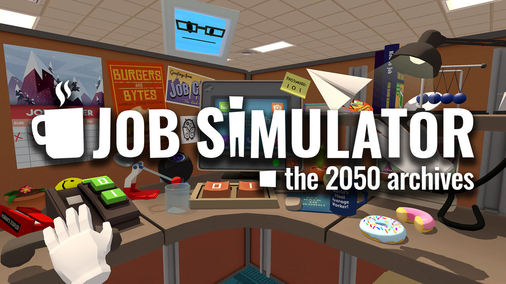 Copy of Job Simulator
