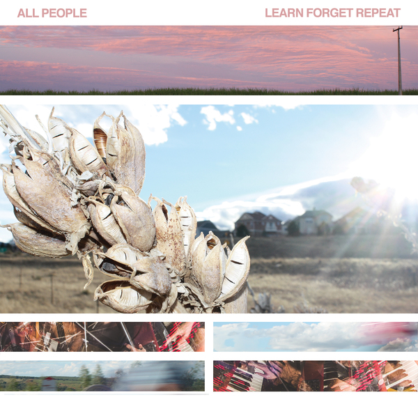 LEARN FORGET REPEAT LP