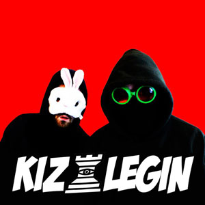 KIZ & LEGIN - SELF TITLED