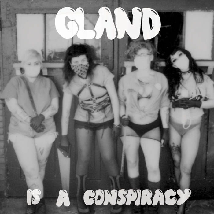 IS A CONSPIRACY - 7 INCH