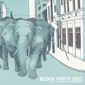 BLOCK PARTY 2011 DVD