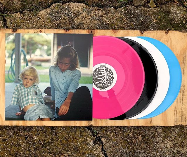 "THOU - ""Inconsolable"" vinyl now shipping. New pink variant available & restocked 40 more blue. (link in bio / site / bandcamp) Thanks for your support! @thou_band_official"