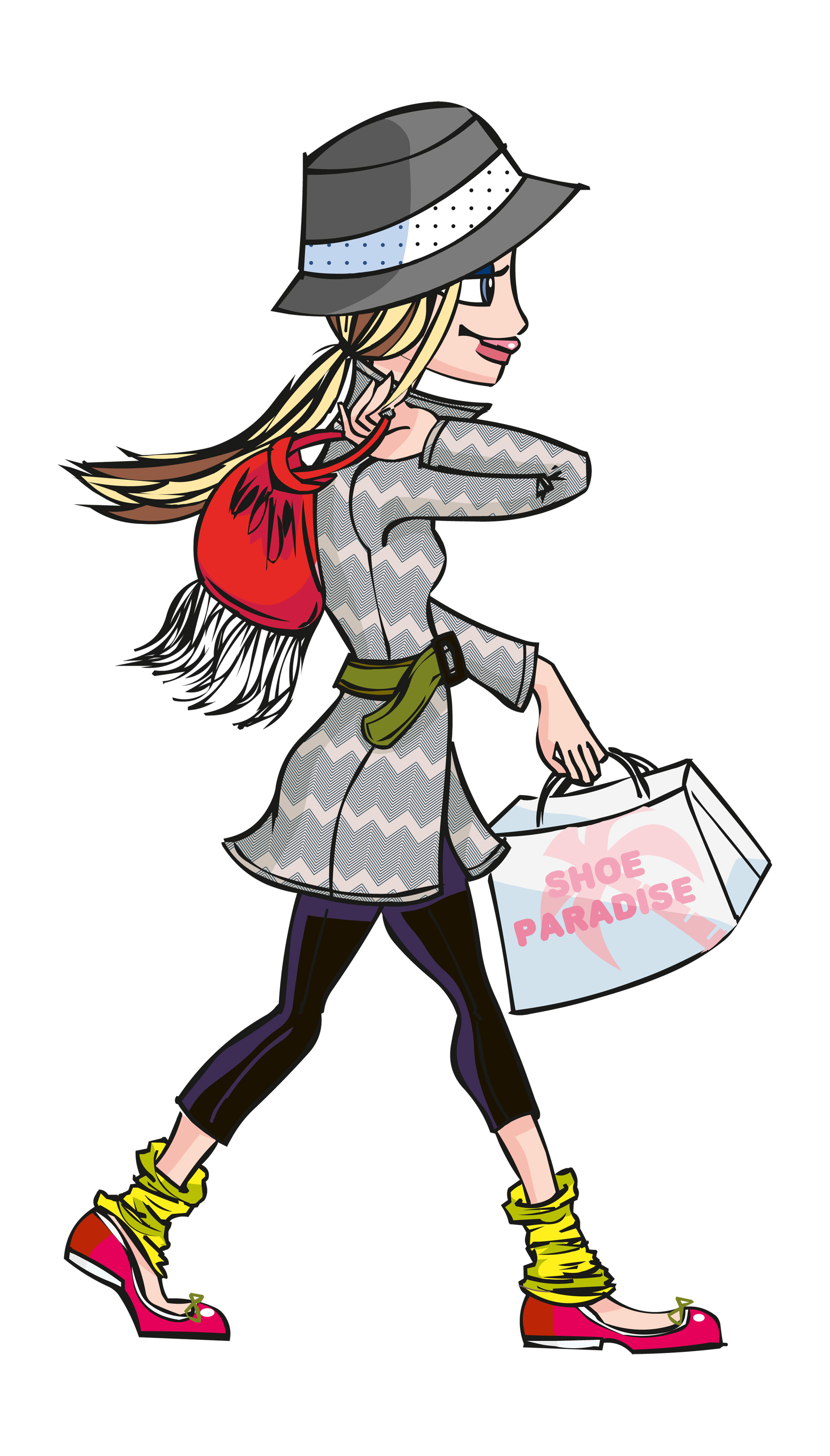 shoppinggirl