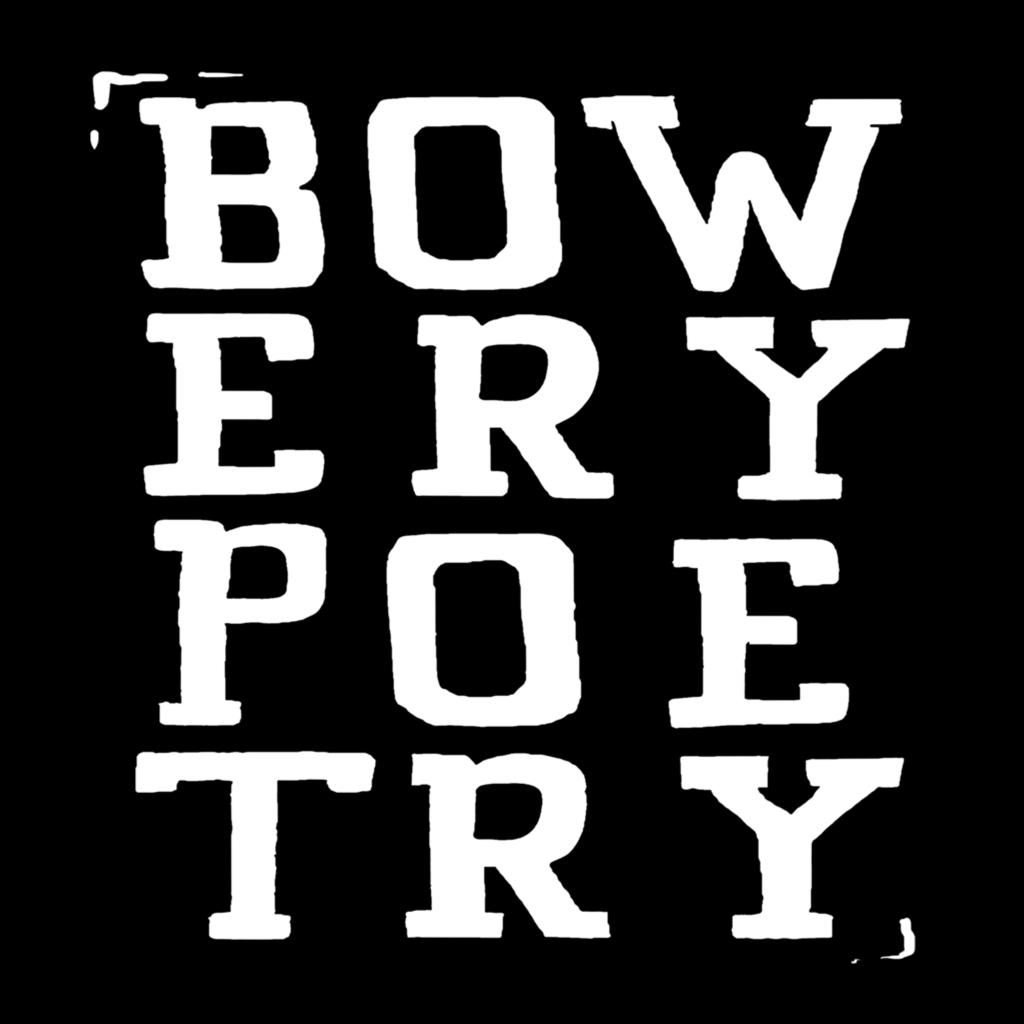 Club Bowery Poetry Studios New Beat Street Esp Black Solo