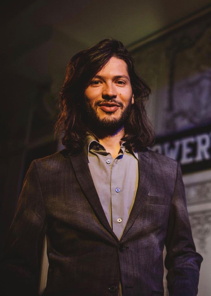 Executive Director Nikhil Melnechuk, photo by Karston Tannis
