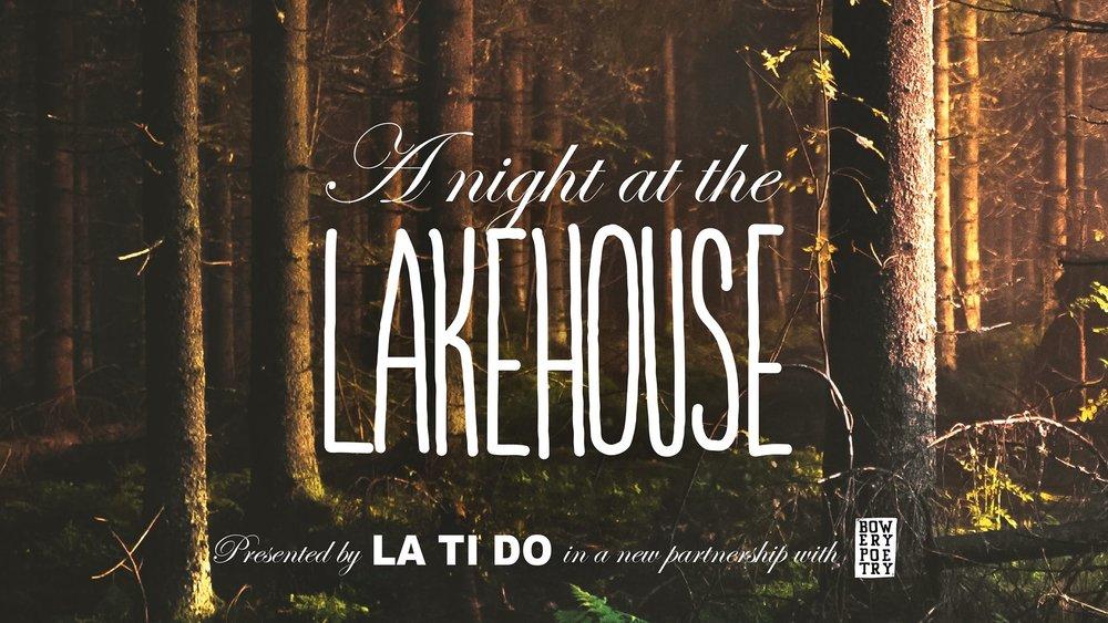 Bowery X LaTiDo Lakehouse