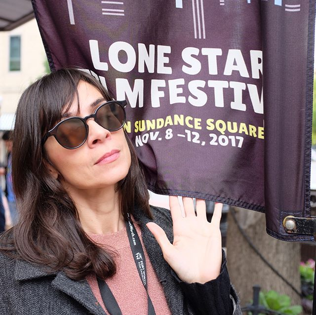 #JackandJill doing #lsff2017 right. #womeninfilm #jackandjillarecoming #jandjmovie #youthminfilm #dontmesswithtexas