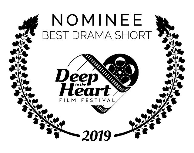 More good news…#FEVAH is nominated for BEST DRAMA SHORT at @deepintheheartff in Waco, TX! #difhff #getthefevah