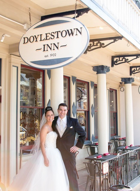 The Doylestown Inn, Bridal shower locations in bucks county, doylestown weddings