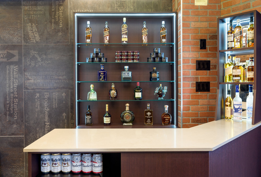 Relax. Have A Drink... - Come in and enjoy a complimentary drink.We offer our clients Whiskey, Tequila and Vodka.