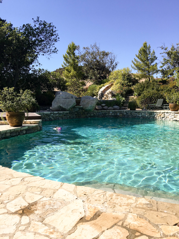 POOL AND SPA -